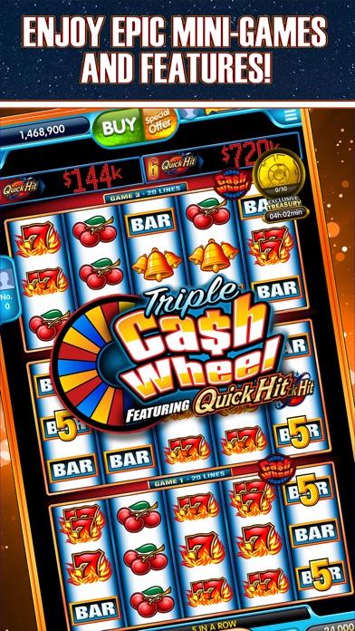 Quick Pick Slots Machine