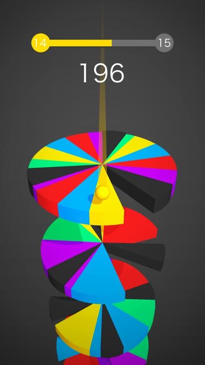 Helix Switch - Color Ball Jump screenshot-0
