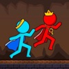 Red And Blue Stickman 3D 2021 - iPadアプリ