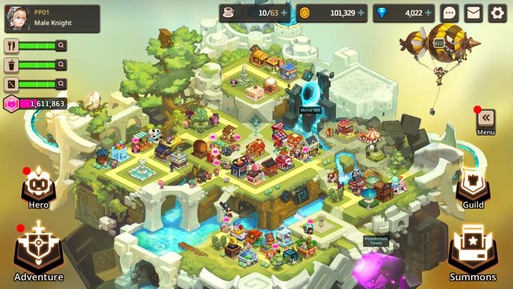 Guardian Tales screenshot-4