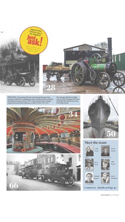 Old Glory Magazine screenshot-4