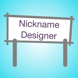 Nickname Designer