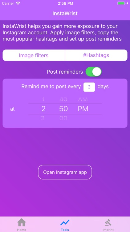InstaWrist for Instagram
