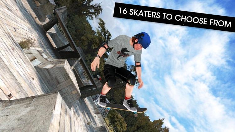 Skateboard Party 3 Pro screenshot-0