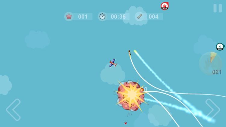 Missile Escape 2018 screenshot-6