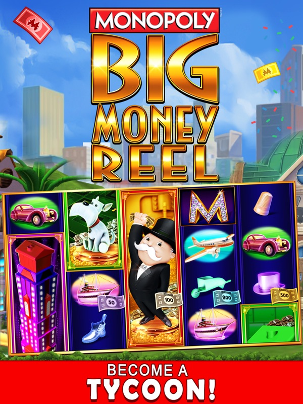 Monopoly party train slot machine app for iphone
