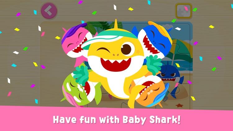 Baby Shark Jigsaw Puzzle Fun screenshot-4