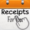 Receipts For You - iPhoneアプリ