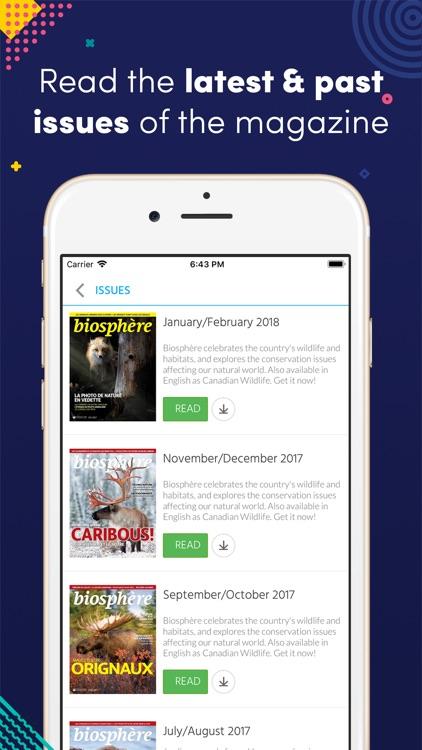 Biosphère Magazine