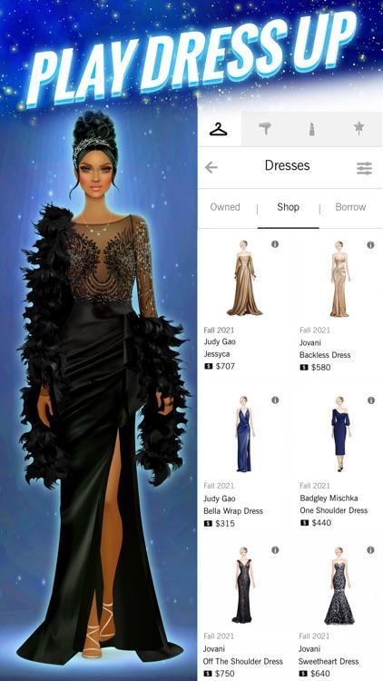 Covet Fashion: Model Makeover screenshot-6