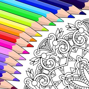 Colorfy: Coloring Book & Games Entertainment app
