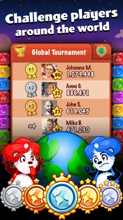 Diamond Dash: Gem Puzzle Game screenshot-3