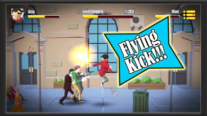 Screenshot 4 City Fighter vs Street Gang