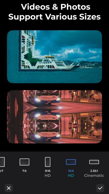 Mirrorart - Flip Photo & Video screenshot-4
