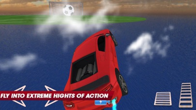 Ramp Car Stunts Driving screenshot #2