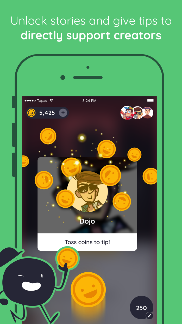 Tapas - Comics & Stories Screenshot