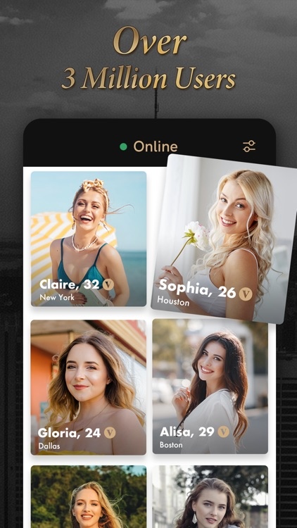 Luxy- Selective Dating screenshot-7
