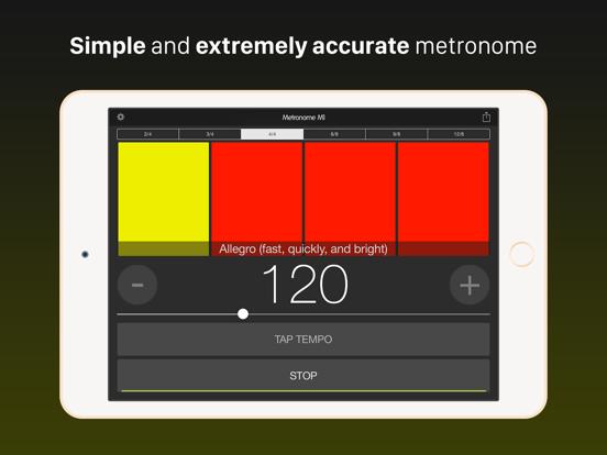 Metronome M1 Pro Screenshots