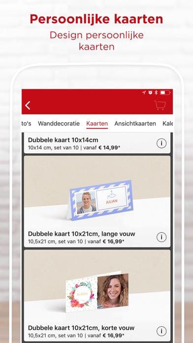 Cewe fotoboek fotoservice app voor iphone ipad en for Badkamer ontwerpen app ipad