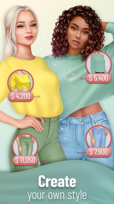 Pocket Styler: Fashion Stars screenshot 3