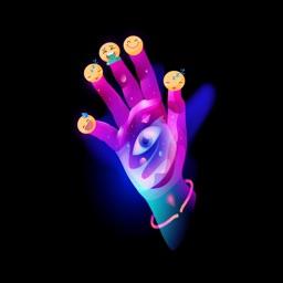 Horos eye: palm scanner