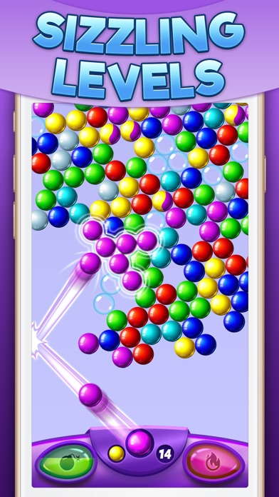 Bubble Drop Fever screenshot two