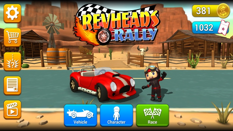 Rev Heads Rally screenshot-0