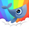 App Icon for Whale Trail App in United States IOS App Store