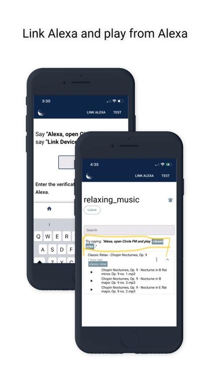 CircleFM - For Smart Speaker! screenshot-4