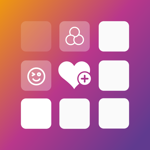 Likes Grid for Instagram Posts pour pc