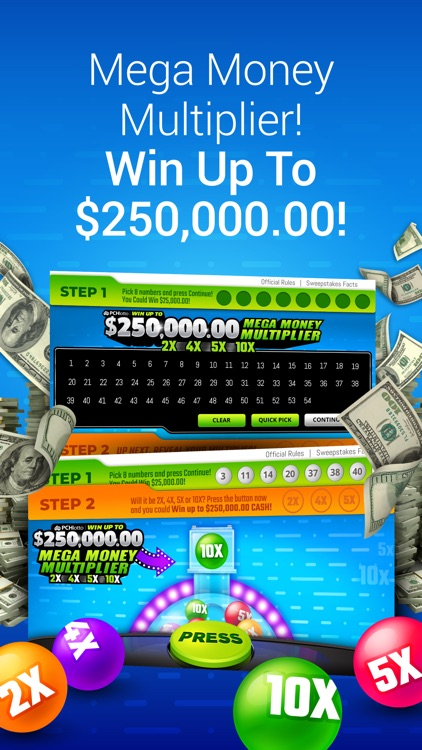 PCH Lotto - Real Cash Jackpots screenshot-3