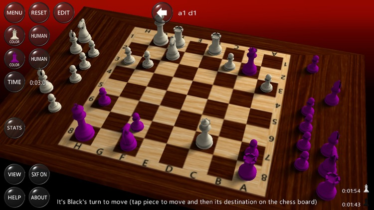 3D Chess Game screenshot-3