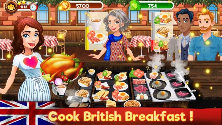 Cooking Kitchen Chef Food Game screenshot-5