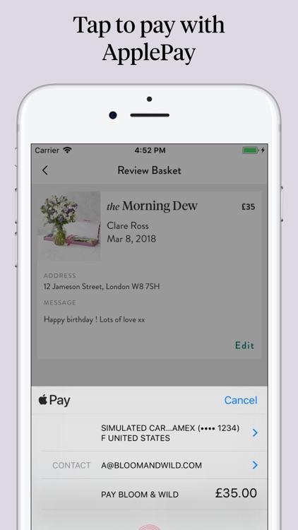 Flowers & Gifts - Bloom & Wild screenshot-5