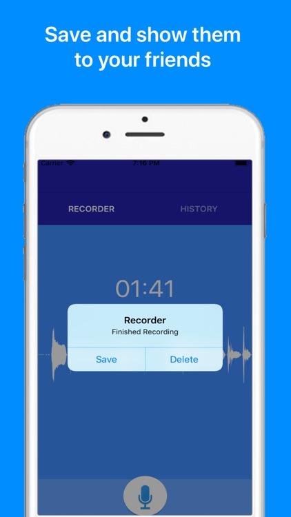 PRO Speech Reverse - Audio screenshot-4