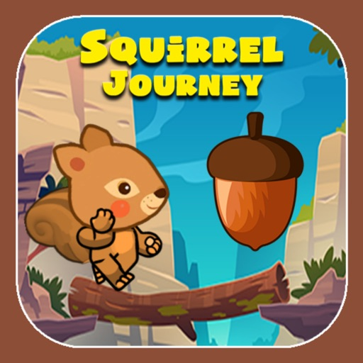 The Jungle Squirrel On Journey icon