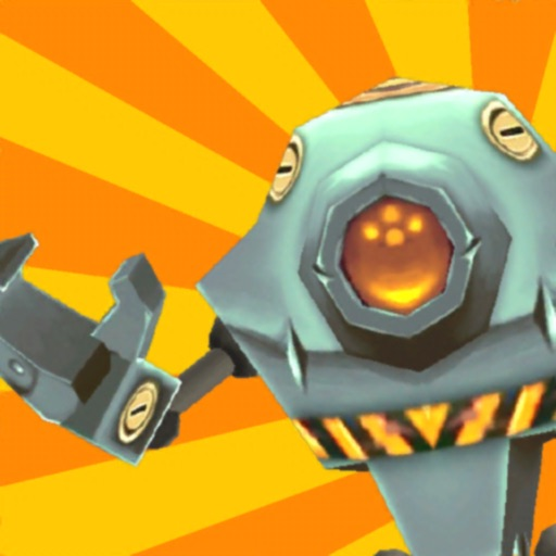 Explodey: Sci-Fi Side Scroller
