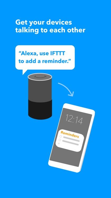 IFTTT screenshot-0