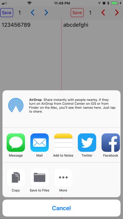 Dual NotePad Screenshots