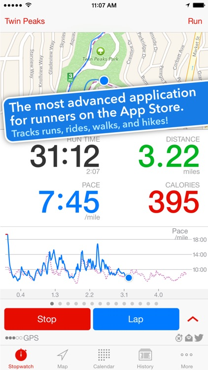 Runmeter Running & Cycling GPS