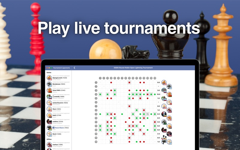 Instant Chess for Mac