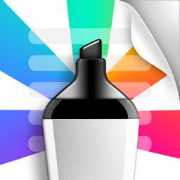 Ícone do app Highlights - Notas e PDF