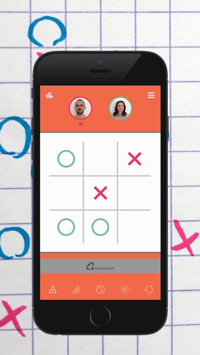 Tic Tac Toe (Noughts&Crosses) screenshot two