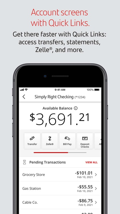 Santander Bank US screenshot-4