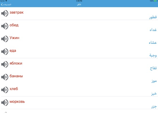 تعلم الروسية بسهولة screenshot 5