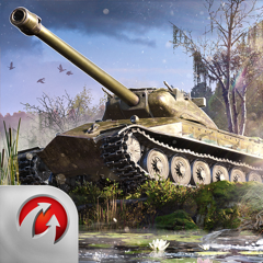 World of Tanks Blitz tank PVP