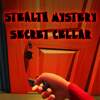 Jason Sepion - STEALTH MYSTERY-SECRET CELLAR artwork