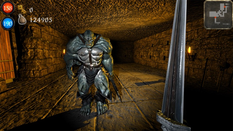 Heavy Blade Lite screenshot-0