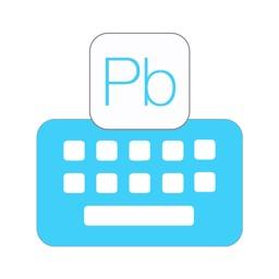 Phraseboard - Paste Keyboard