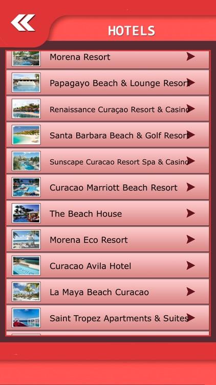 Curacao Island Tourism - Guide screenshot-4